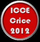 ICCE CRICE 2012